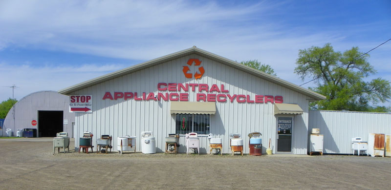 About Us Central Appliance Recyclers